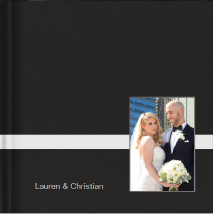 Professional Wedding Albums - North Shore Photography